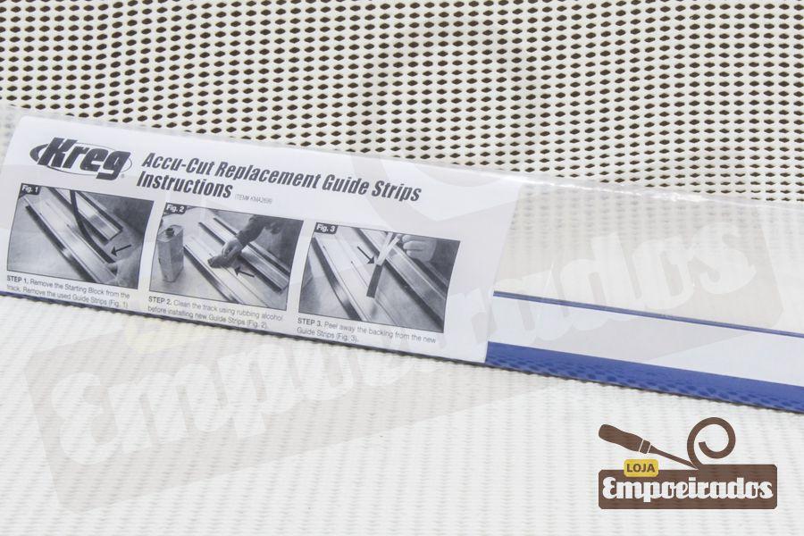 Acessório de reposição para Kreg Accu-cut - Sapata de reposição - KMA2699