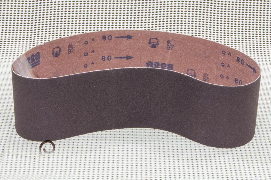Lixa de Cinta para Lixadeira Manrod MR-42 - Grão 80 - 914x100mm