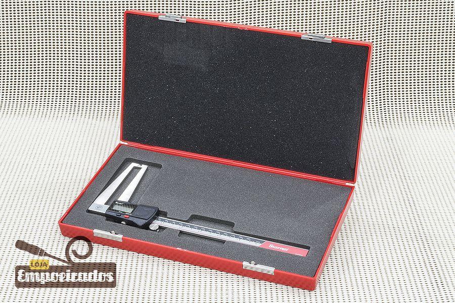 """Paquímetro Digital para Disco de Freio Starrett EC799AR 6""""/150mm - sem saída de dados"""