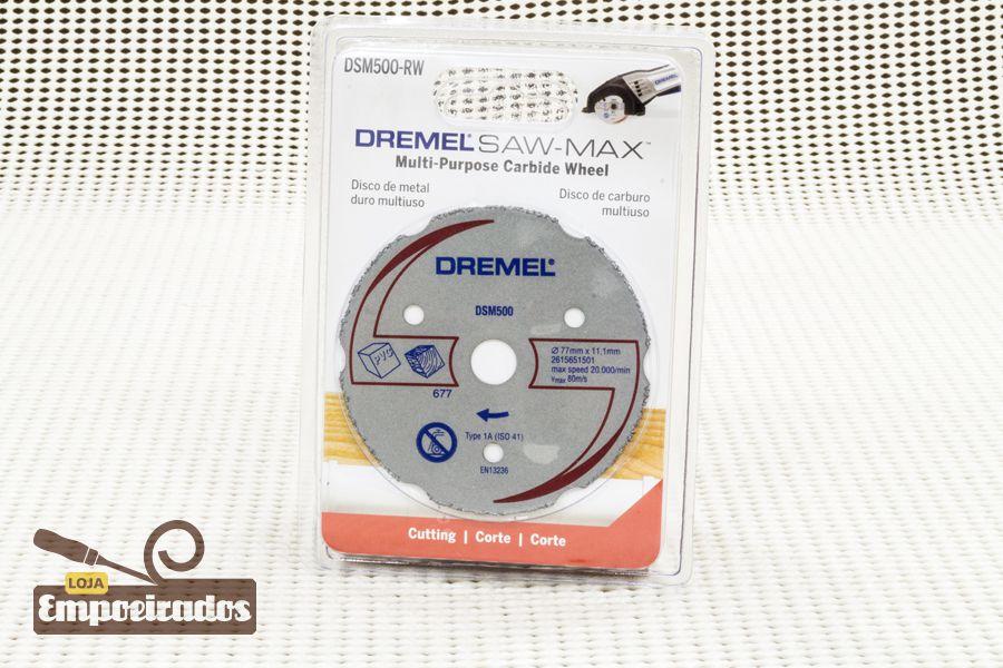 Disco de Corte Saw-Max Multiuso - DSM500 - Dremel