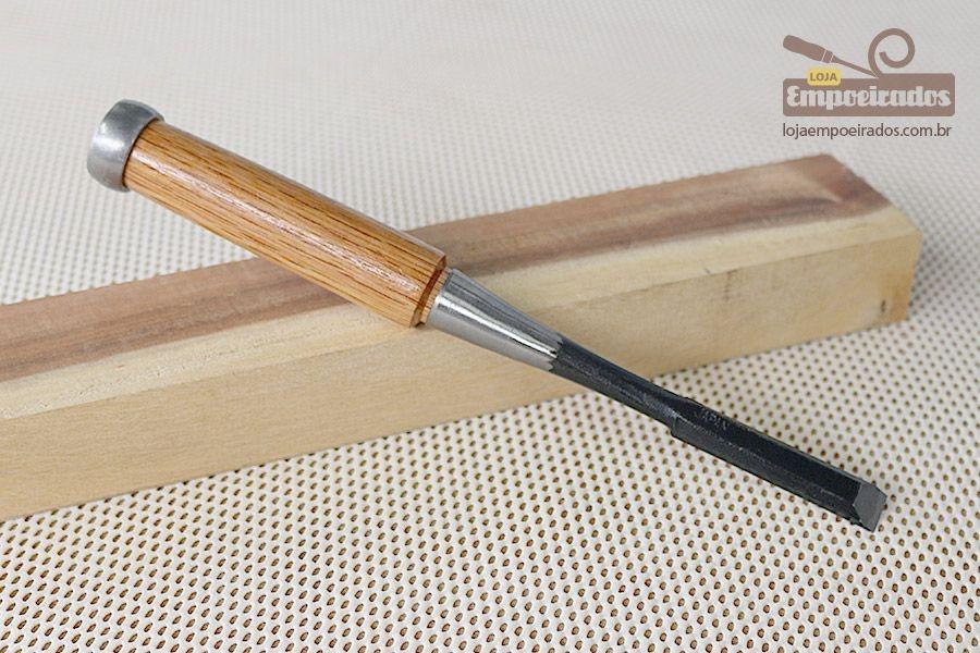 Formão Japonês para Madeira TopMan Chisel - 12mm