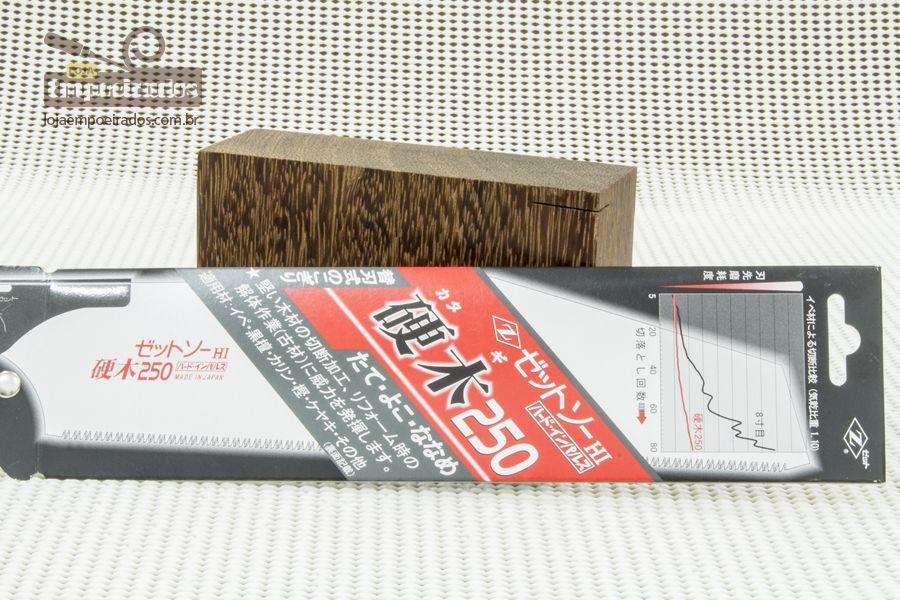 Lâmina de Reposição para Serrote Japonês Kataba ZetSaw Madeira Dura - 250mm
