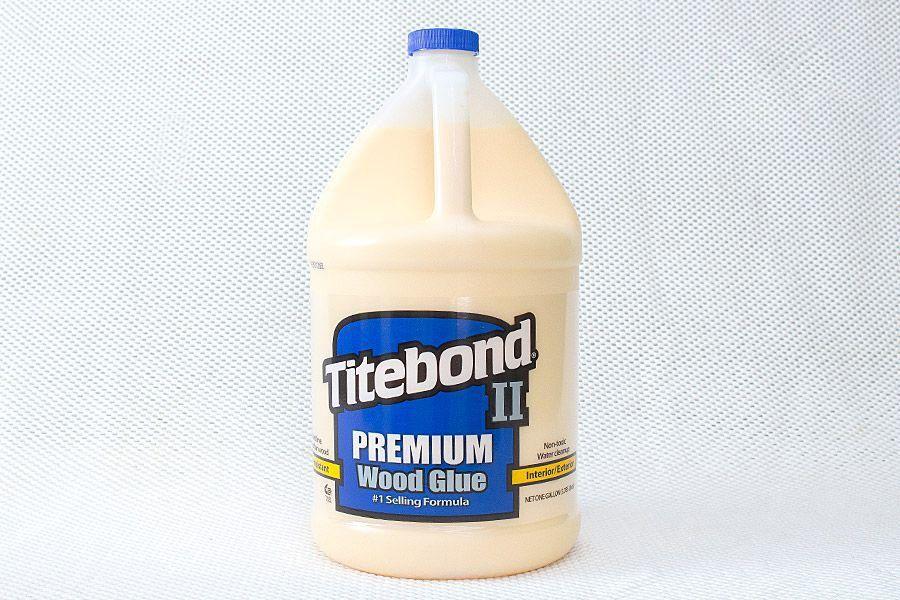 Cola para Madeira Titebond II Premium Galão - 4,1kg