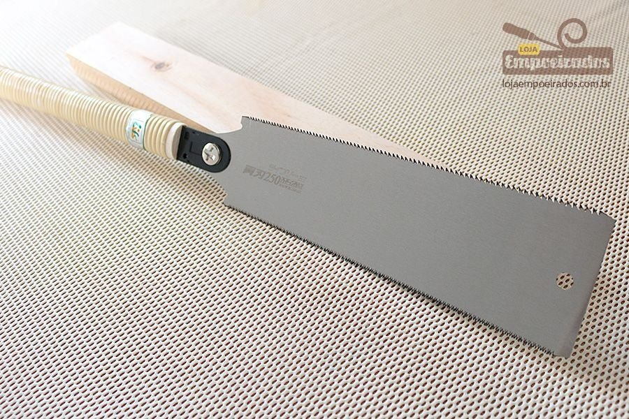 Serrote Japonês Ryoba Duplo Dente 250mm - ZetSaw