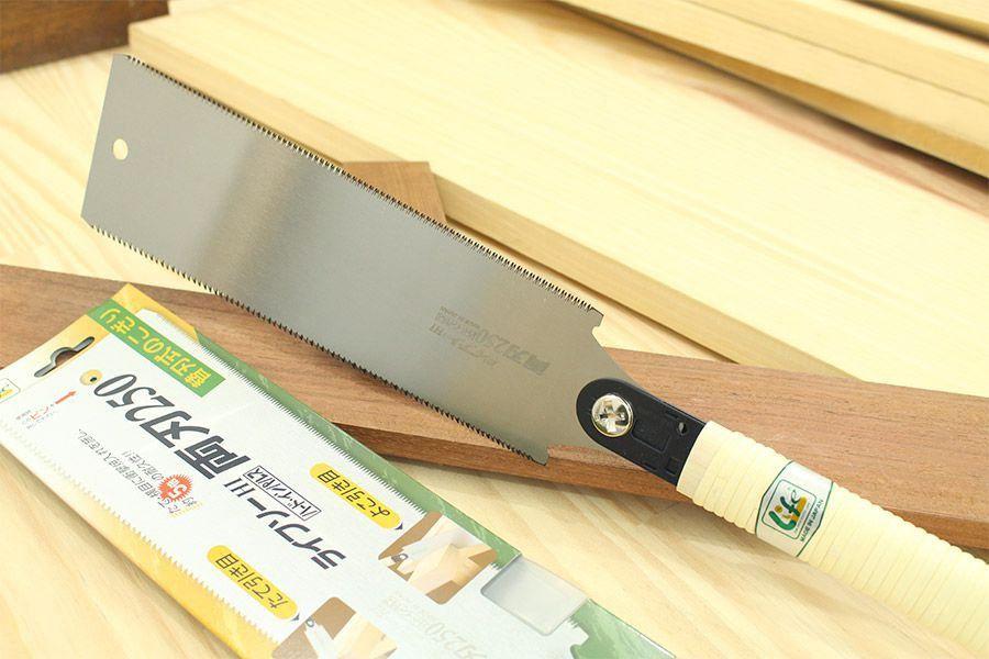 Serrote Japonês Ryoba ZetSaw Duplo Dente - 250mm
