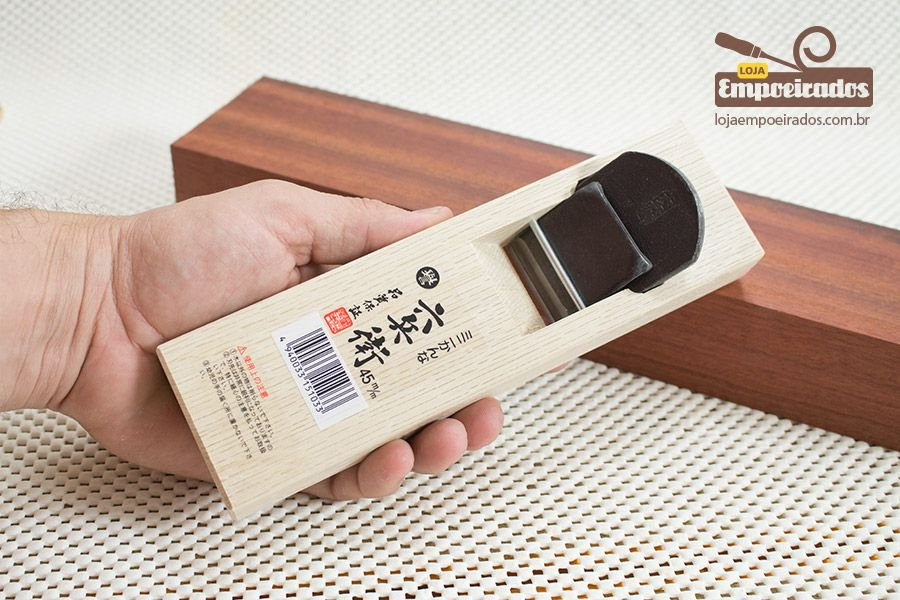 Plaina Japonesa 45mm