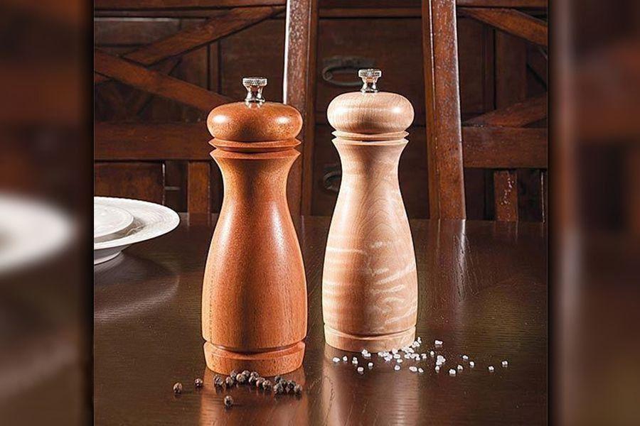 Mecanismo para Moedor de Sal em Cerâmica - Woodriver
