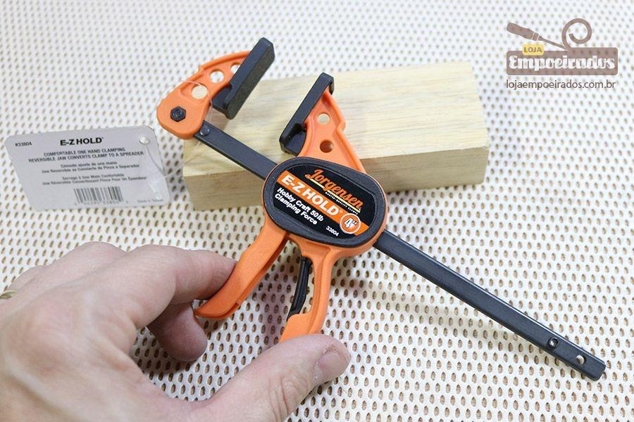 Mini Grampo Rápido Jorgensen - 4 polegadas / 10cm
