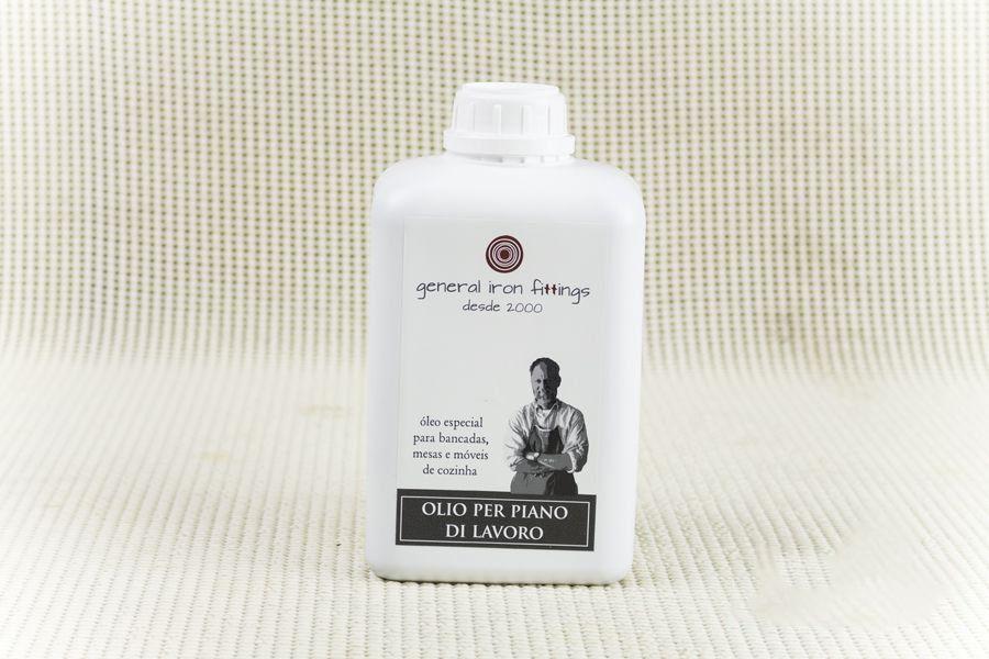 Olio per piano di lavoro - 1 litro