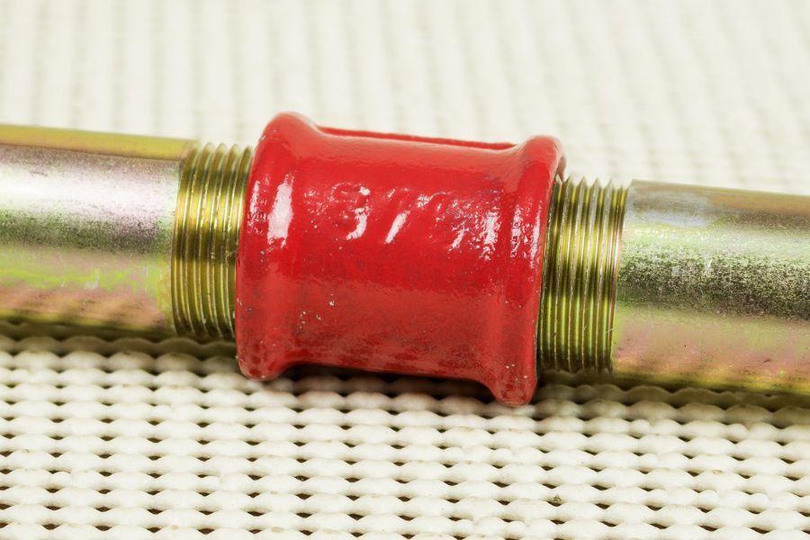 Luva para Junção de Tubos de Pipe Clamp 3/4pol - Jab Tools