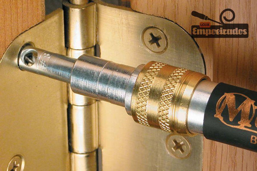 Broca Autocentrante 4 em 1 Intercambiável 1/8pol #10 - MB-65702 - Montana