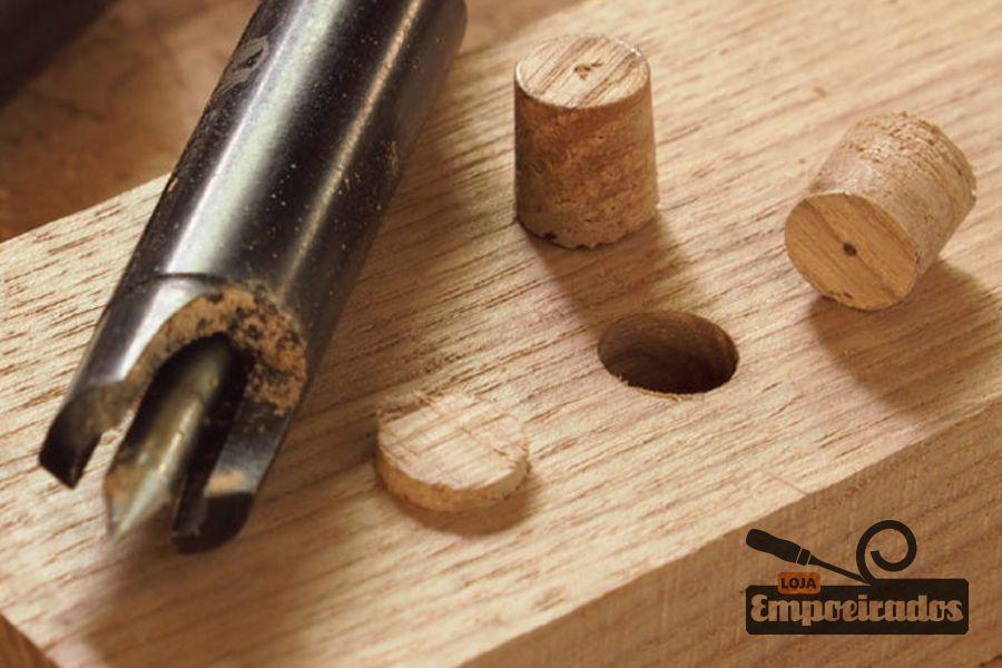 Broca Cortadora de Tapa Furos e Plugs 3/8pol - MB - 65913 - Montana