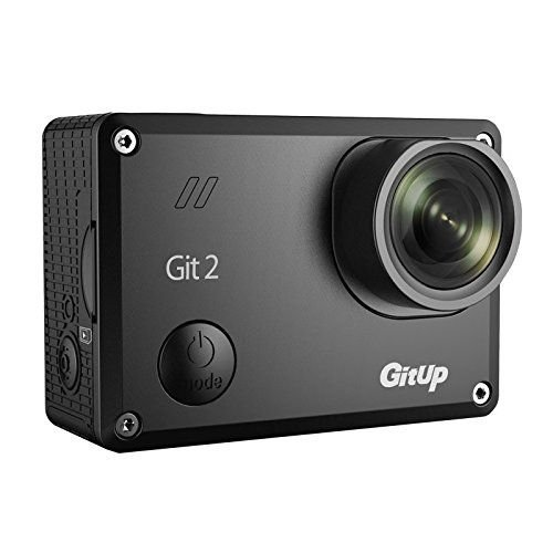 Gitup GIT2 Action Camera Pro Edition 16MP Sony IMX206 - 60FPS HD - WiFi