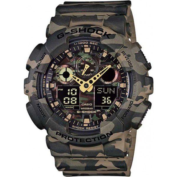 Relógio Casio G-Shock GA100CM5ADR