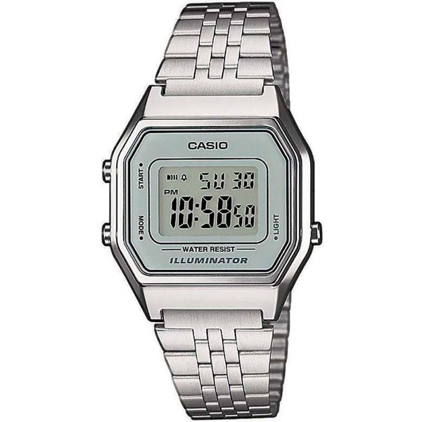 d4fa6a63c5d Relógio Casio Feminino La680wa-7df. - Arena