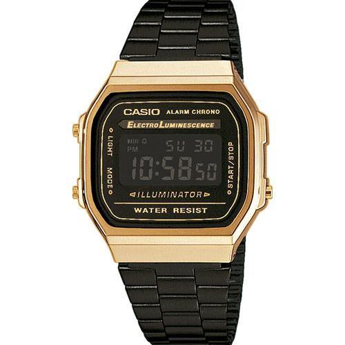 Relógio Casio Vintage A-168WEGB1B