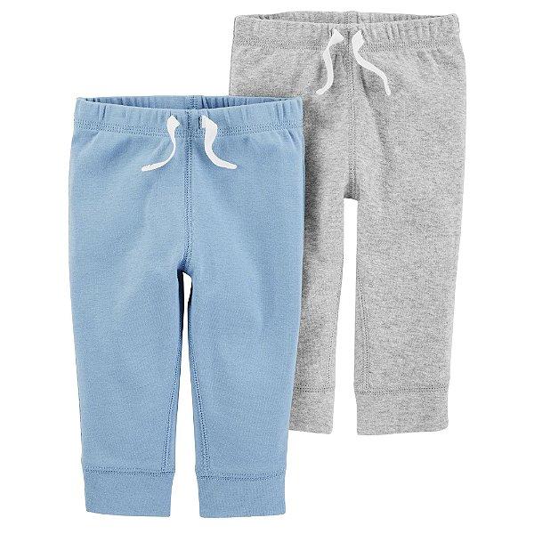 F5- Kit 2 calças-Carter's
