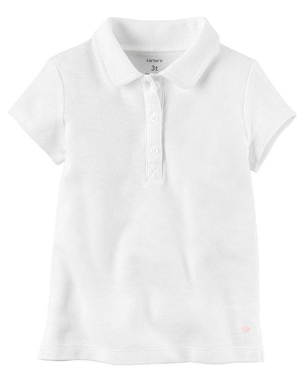 G3- Camiseta Polo-Carter's