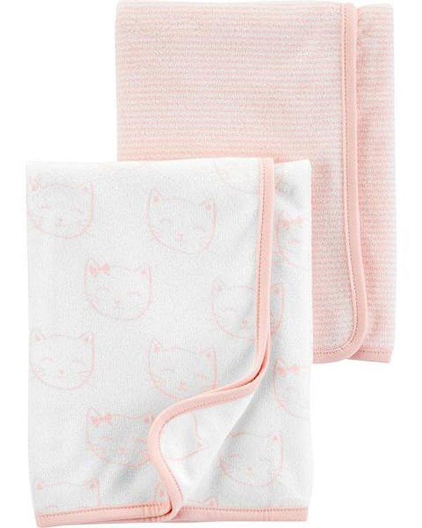 H3- Kit 2 toalhas de banho carter´s