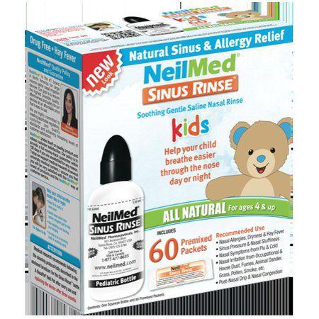 Neilmed Sinus Rinse Kids