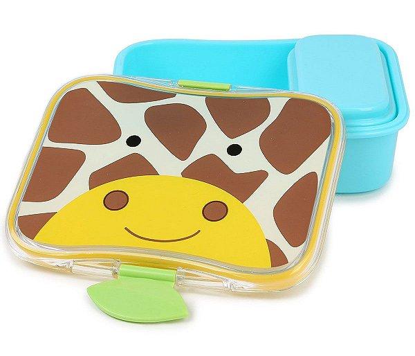 Porta Lanches Marmita Lunch kit Skip Hop Zoo girafa