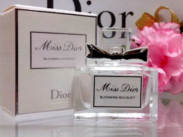 PERFUMES IMPORTADOS  ''  MISS DIOR ''  BLOOMING BOUQUET - EDT -100 ML FEMININO-  ORIGINAIS-