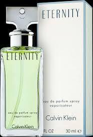 "PERFUMES IMPORTADOS ""ETERNITY ""FEM. 100  ML"