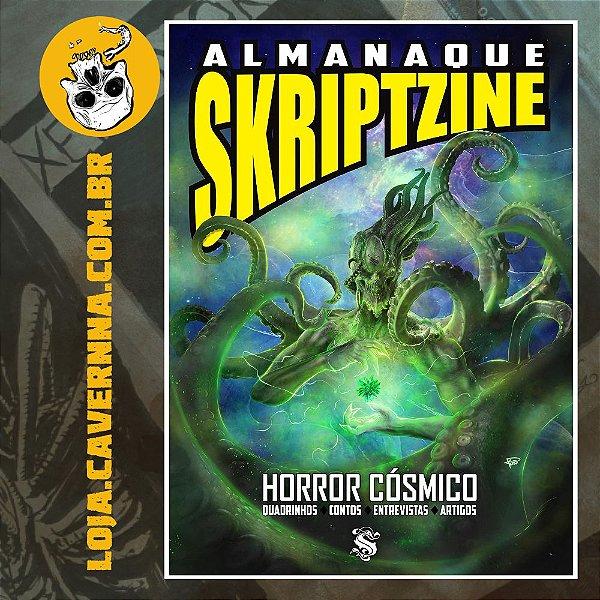 Skriptzine 1 - Horror Cósmico - HQ