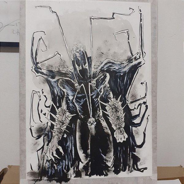 Spawn - Arte Original A4