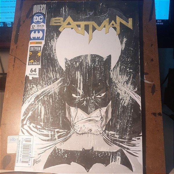 Batman - Arte Original - Blank Cover