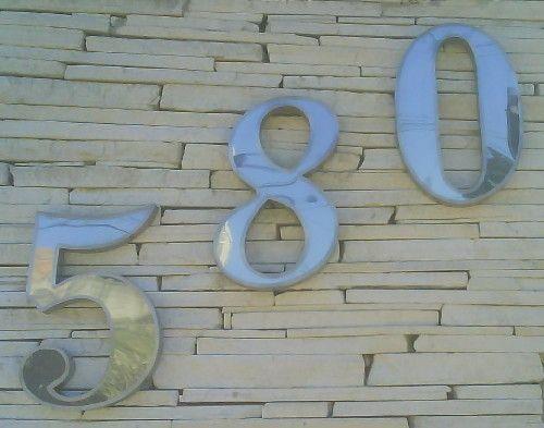 Número 0 - Fonte Century