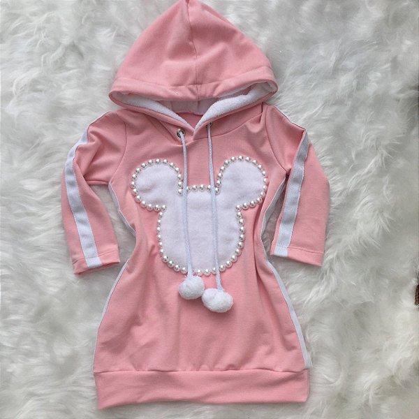Vestido Minie Infantil