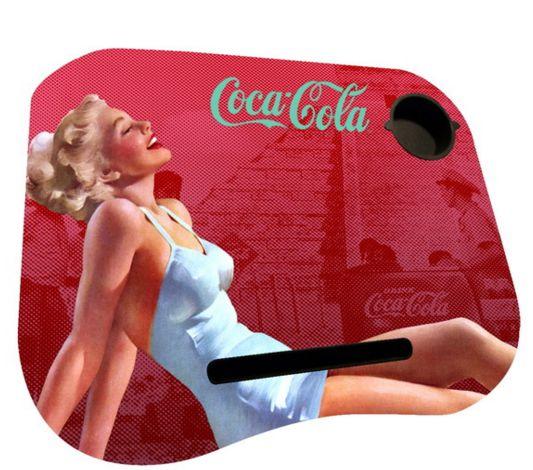 Porta Notebook CocaCola