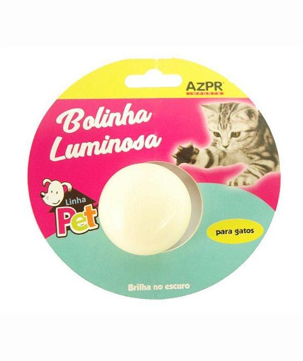 Brinquedo Bola Luminosa para Gatos