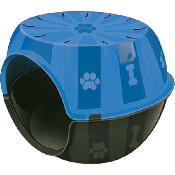 Toca para Gatos - Furacão - Azul