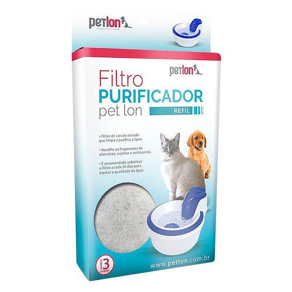 Filtro Purificador Refil (caixa com 3 unids)