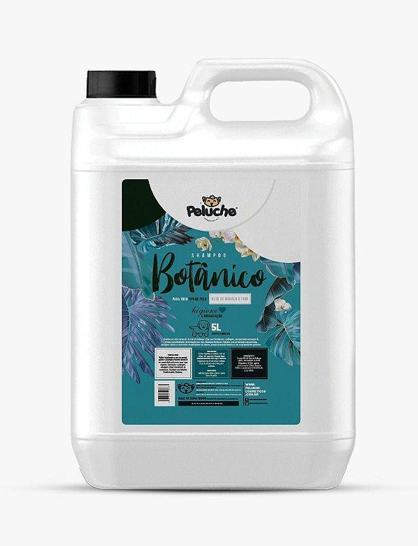 Shampoo Premium Botânico 5 L - Peluche