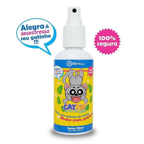 CatNip Spray - Erva do Gato