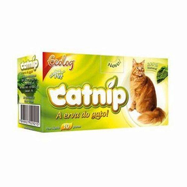 Catnip - Erva dos Gatos Desidratada Petlon