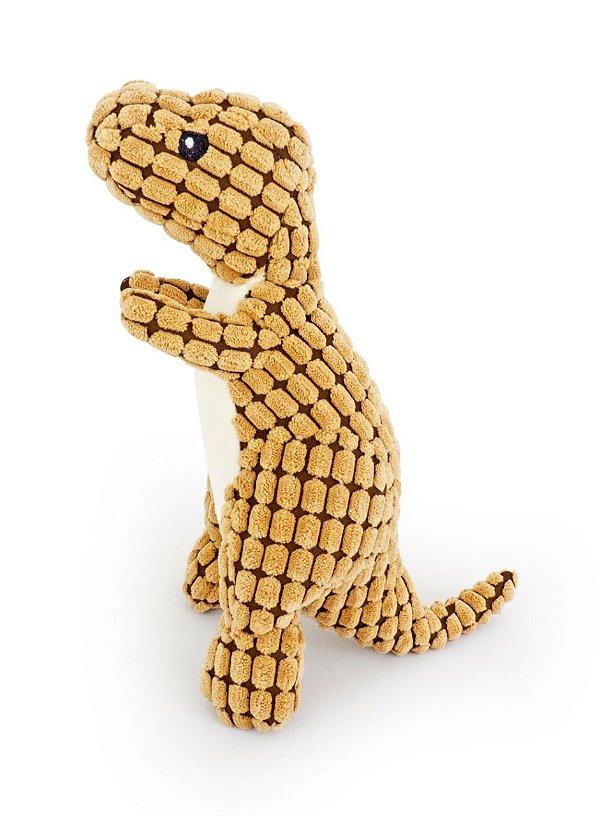 Brinquedo de Pelúcia - Dinossauro - Marrom