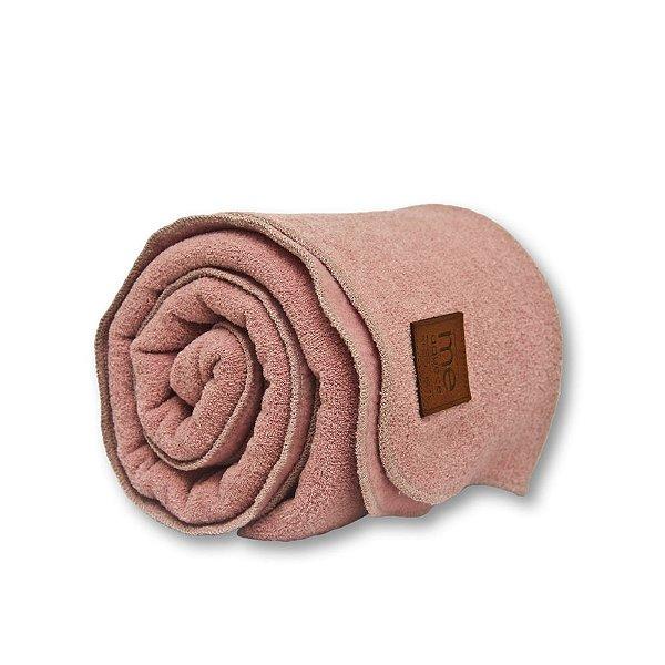 Manta Soft para Cães e Gatos - Rosa