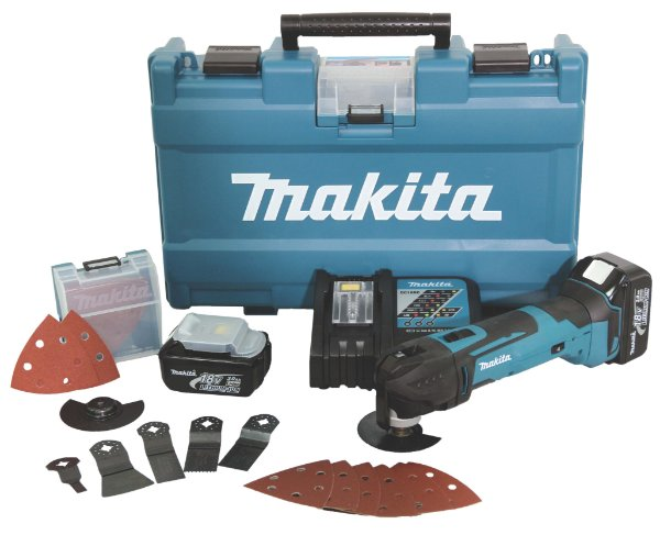 Multiferramenta Makita DTM51RFEX2