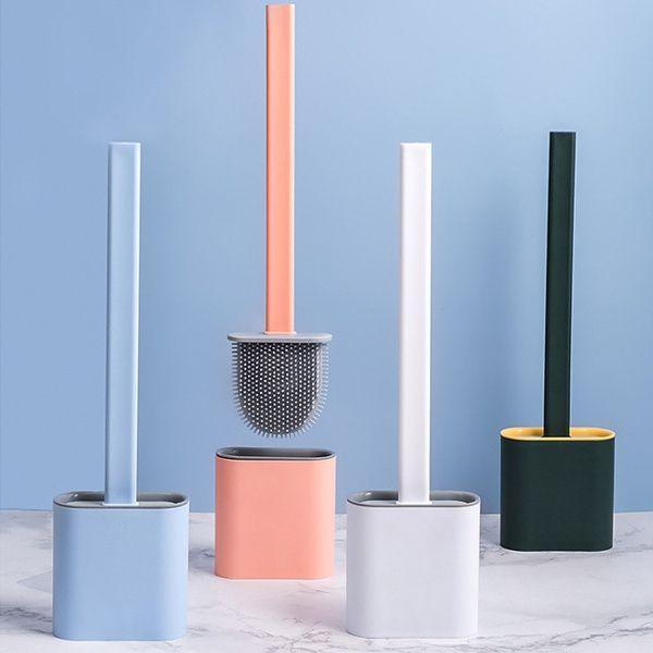 Escova sanitária de silicone