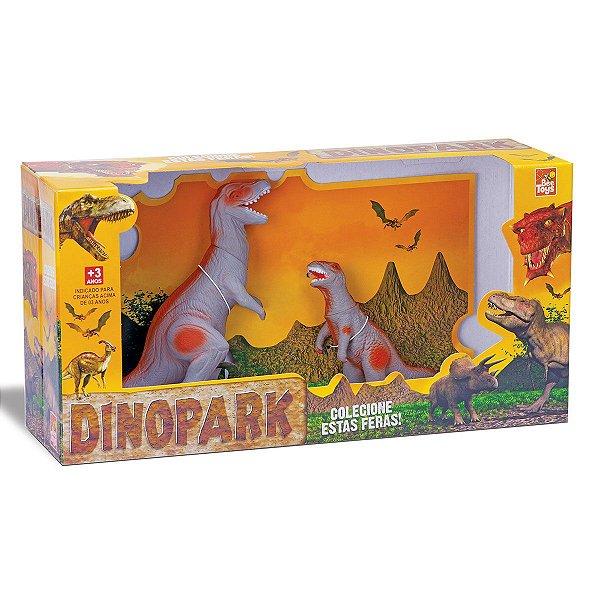 Dupla Dino - Coleção Dinopark 618