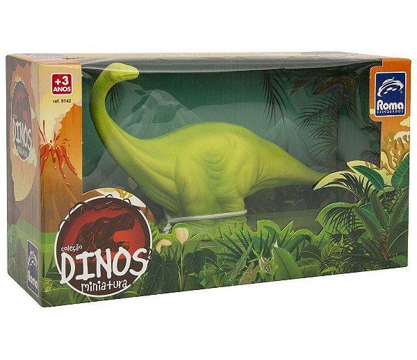 Coleção Dinos Miniaturas 0142
