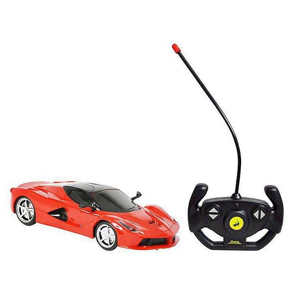 Carro Controle Remoto sem Fio SPORT Recarregavel DMT4327