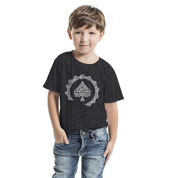 Camiseta Básica Infantil Concept 2.0