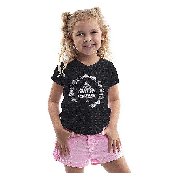 Baby Look Florata Infantil Concept 2.0.