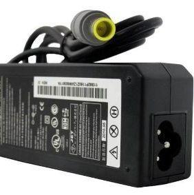 Fonte para Notebook Lenovo 65W 20V 3.25A Plug Cinza