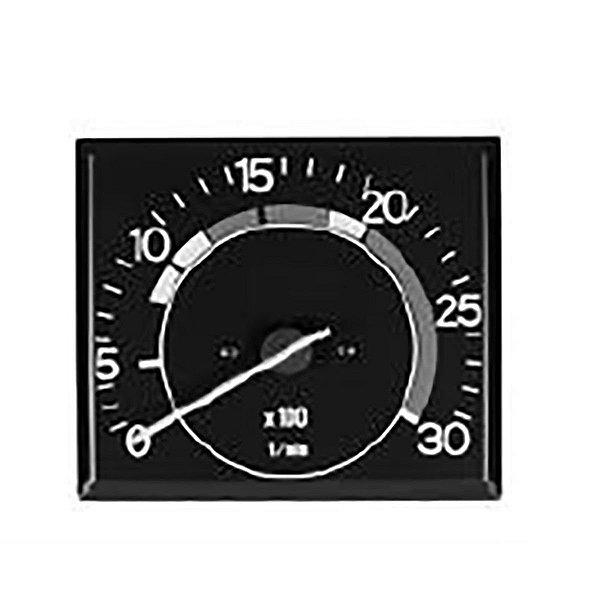 Horimetro Universal C Ilum S Pont 52Mm 12V/24V 331013001R